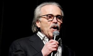 David Pecker, chairman and CEO of American Media, which has admitted engaging in the practice of 'catch-and-kill' of stories it wished to suppress.