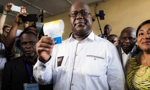 Felix Tshisekedi is claiming victory in the DRC elections, but he is accused of rigging the vote in a deal with the outgoing president, Joseph Kabila.