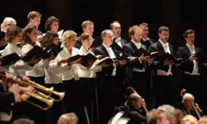 St Matthew Passion review – deeply felt and beautifully focused