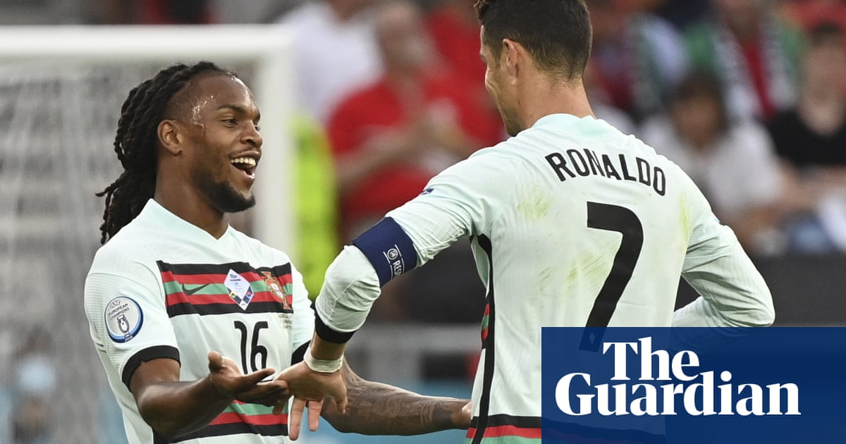 Renato Sanches' career rehabilitation highlighted by Portugal cameo