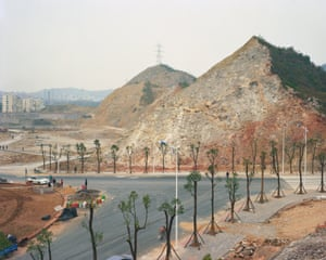 Wushan New Town, 2010