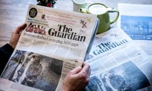 Guardian newspaper