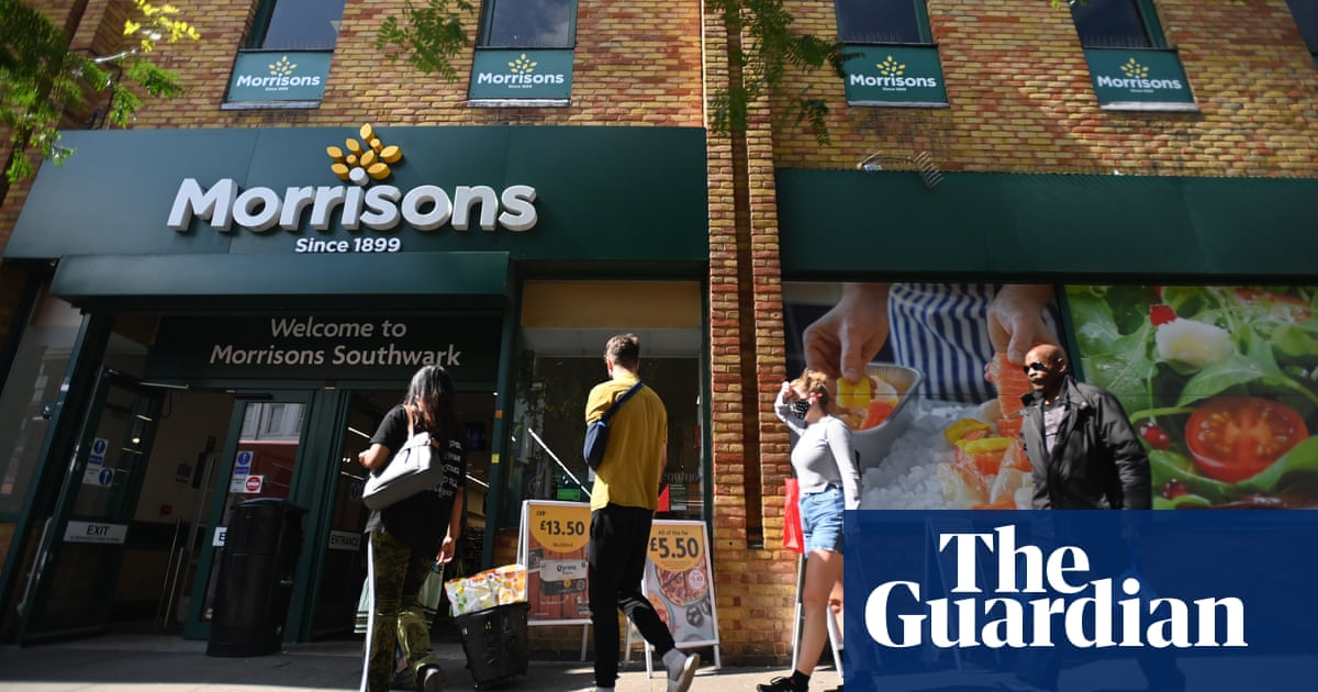 Morrisons strikes £7bn takeover deal with US private equity group