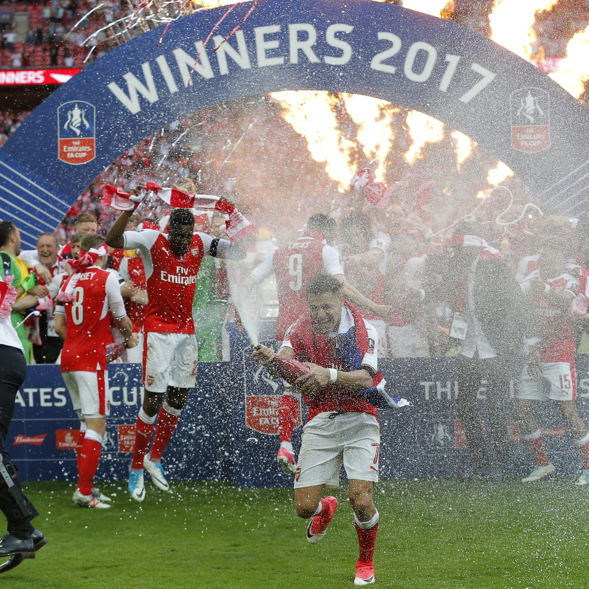 Arsenal 2-1 Chelsea: how the FA Cup final players rated | FA Cup ...