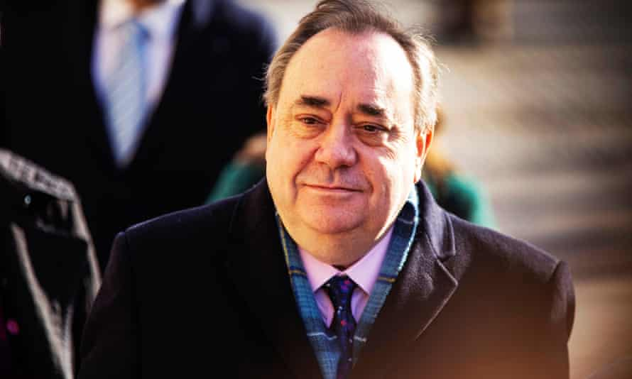 Former SNP first minister of Scotland Alex Salmond was cleared of sexual assault charges.