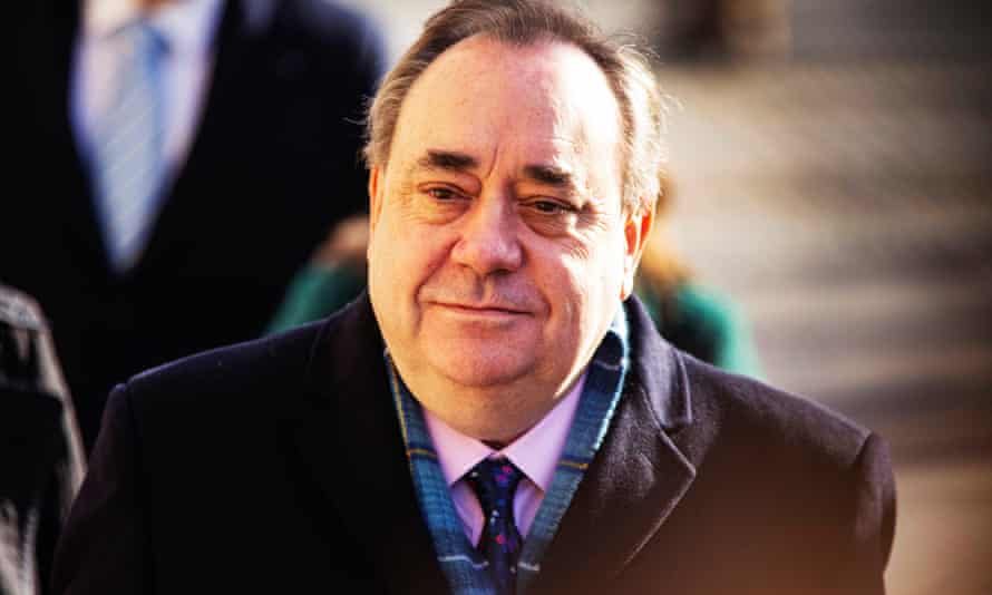 Alex Salmond was acquitted in March 2020 of all charges in a sexual assault trial.