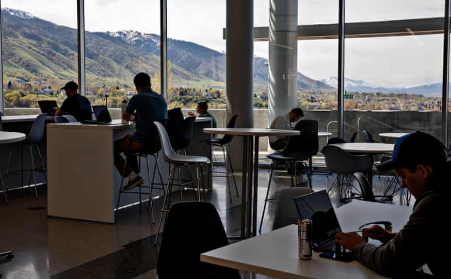 At Utah State's business school, one professor has denounced the involvement of the new Koch-funded think tank.