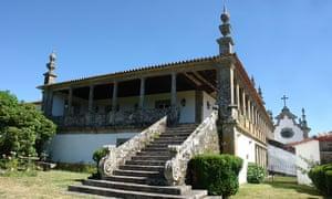 Casa De Pomarchao, Portugal
