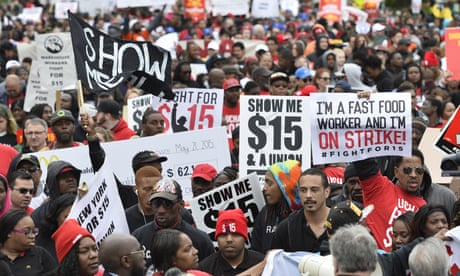 Los Angeles city council approves $15 minimum wage by 2020