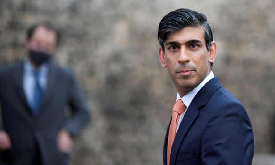 Rishi Sunak's spending review highlighted a national financial crisis.