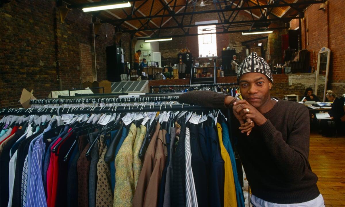 Joe Casely Hayford Obituary Fashion The Guardian