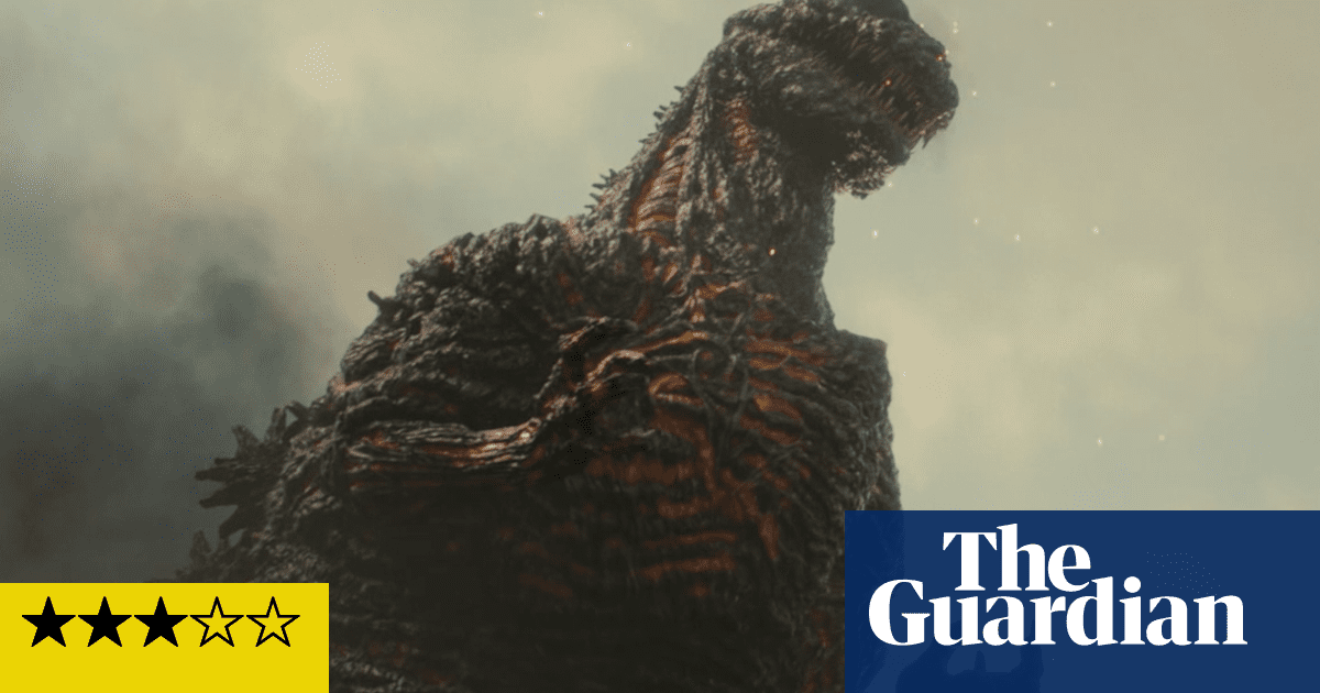 Shin Godzilla review – nice shots, shame about the monster | Film