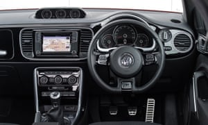Inside story: the Beetle's classic interior