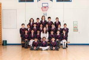 Alpha preparatory independent school in Harrow, north-west London.
