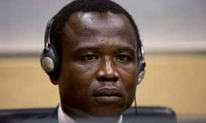 Dominic Ongwen at the international criminal court