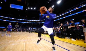 """Golden State Warriors point guard Stephen Curry has been one of a handful of players to speak publicly about the riff between the NBA and China, and even then his statement amounted to a """"no comment."""""""