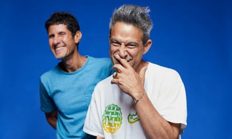 Beastie Boys: 'Being in a band… it's an absurd comedy'