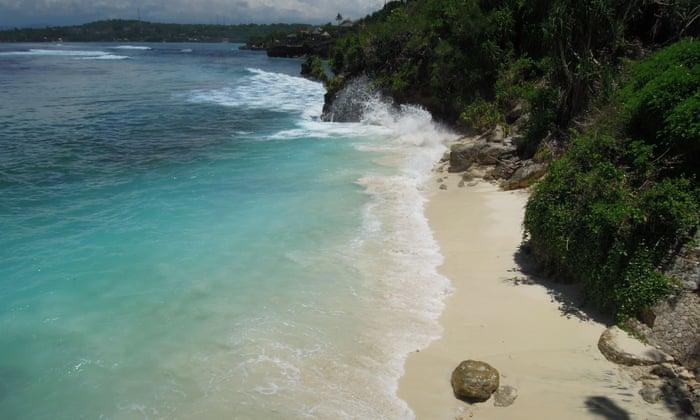 The World S Best Hidden Beaches Bali Travel The Guardian
