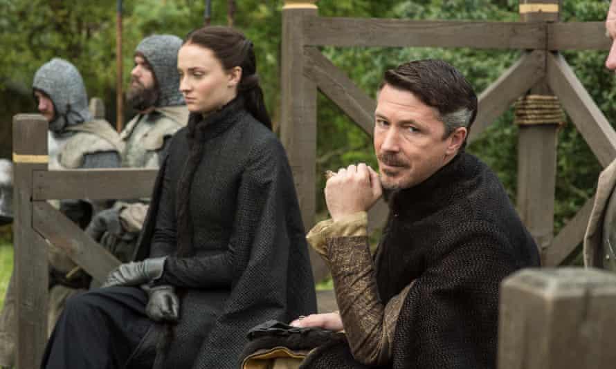Littlefinger is Game of Thrones' sexposition specialist
