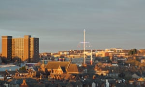 Views of Stoke-on-Trent from The Guardian's video series