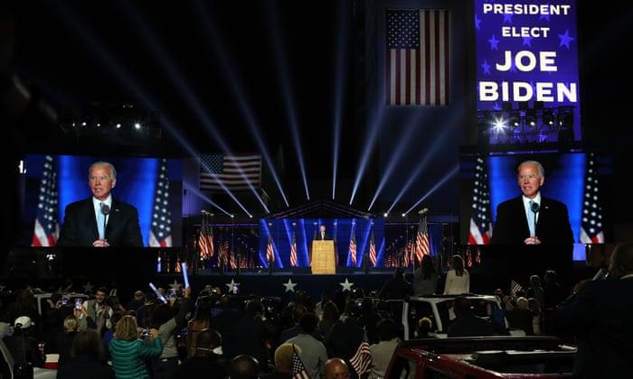 Joe Biden faces rocky transition as work of undoing Trump's damage begins