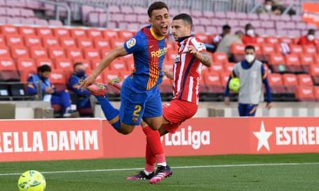 Barcelona v Atlético Madrid: La Liga –live!