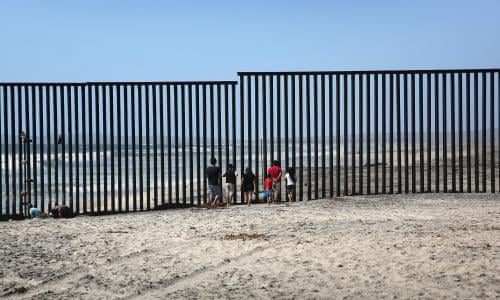 Death in the sands: the horror of the US-Mexico border | US