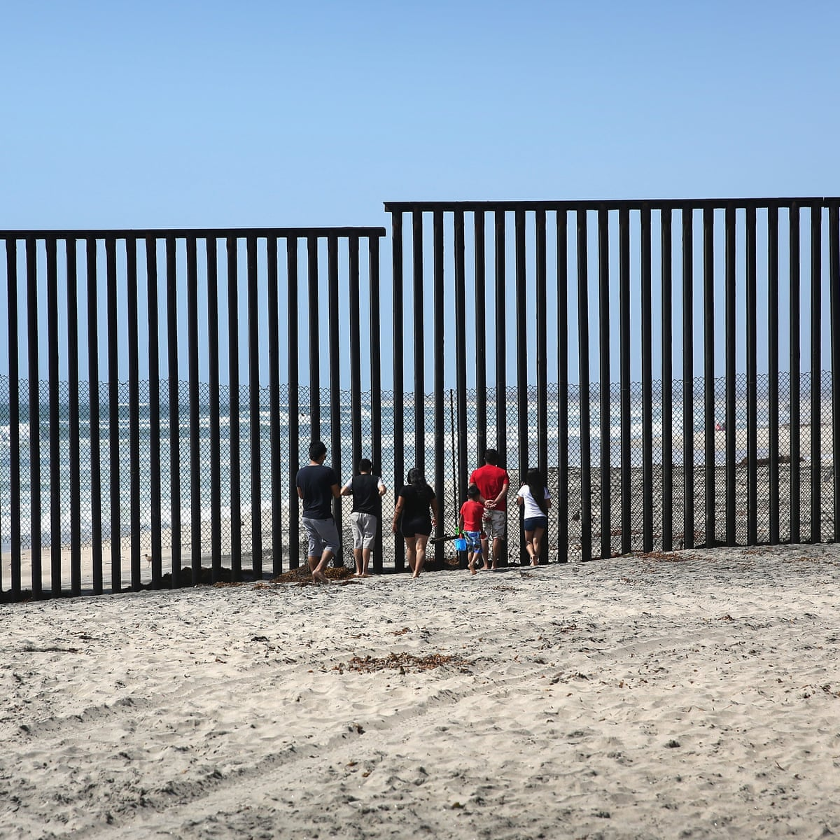 Death In The Sands The Horror Of The Us Mexico Border Us Immigration The Guardian