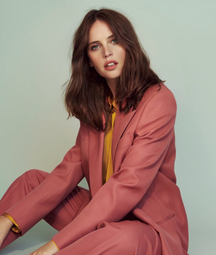 Felicity Jones I M Not Shy Of Things That Are Political Felicity Jones The Guardian