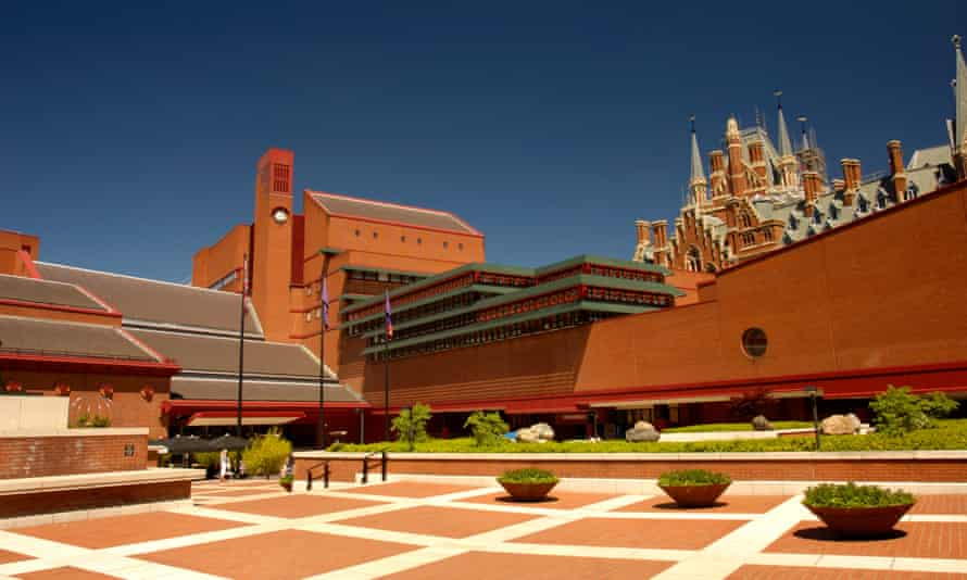 The British Library, London.
