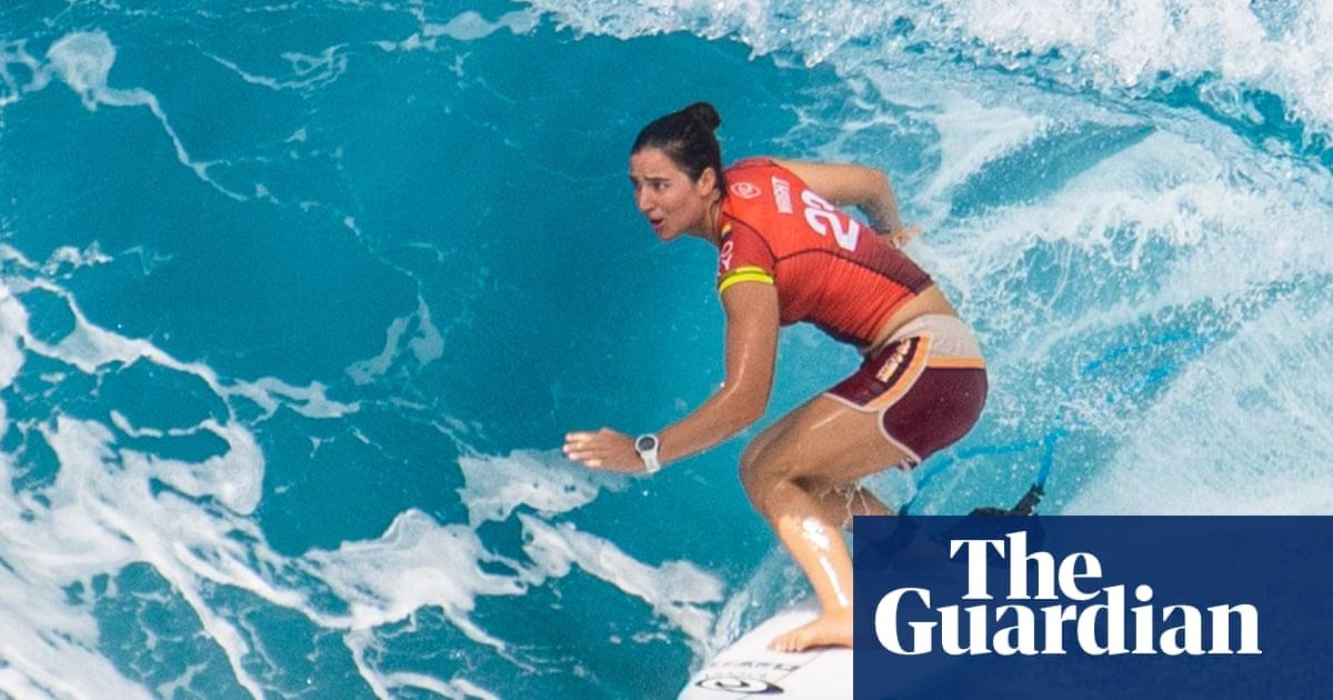 Australian surfer Tyler Wright claims historic Maui Pro win in Hawaii