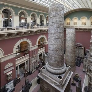 Copy of Trajan's Column.
