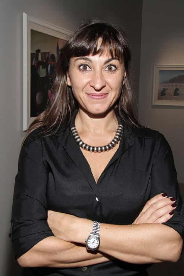 Lynsey Addario, pictured in 2013