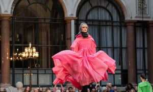 London Fashion Week Autumn Winter 2019 12 Key Shows In Pictures Fashion The Guardian