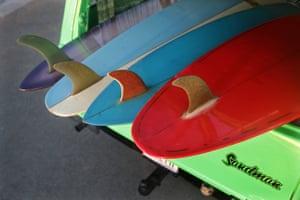 Boards, Cronulla beach, 2019