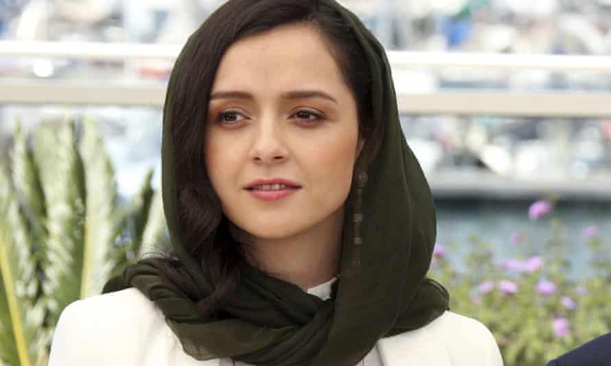 Taraneh Alidoosti at the 2016 Cannes film festival, where The Salesman was shown.