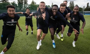 Gareth Southgate has encouraged an informal atmosphere within the England camp.