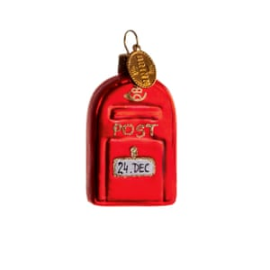 Danish mailbox, £16.95, libertylondon.com