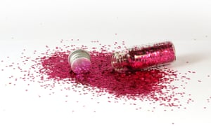 Bio-glitter … 'just as sparkly'