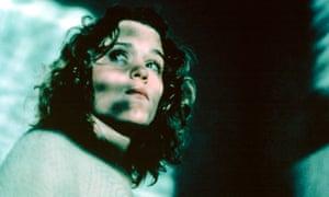 'Luminous': Frances McDormand in Blood Simple.