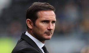 Frank Lampard is aware that the sack could befall him or José Mourinho at any time.