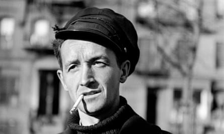 Woody Guthrie in New York: 'he highlighted something [about Trump] that nobody else had spotted'