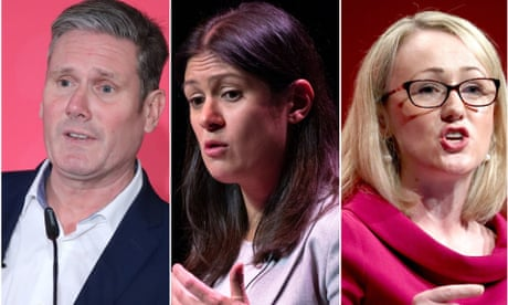 Labour leadership: Starmer, Long-Bailey and Nandy debate in Guardian hustings – live news
