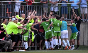 Baltimore Pub League Side S Fairytale Us Open Cup Run Ends Against Dc United Football The
