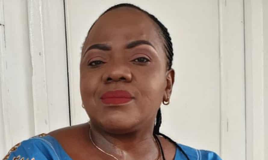 Belly Mujinga, 47, died of coronavirus on 5 April.