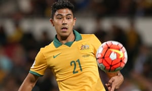 Massimo Luongo has joined the likes of Cristiano Ronaldo and Lionel Messi on the 59-player longlist for this year's Ballon d'Or.