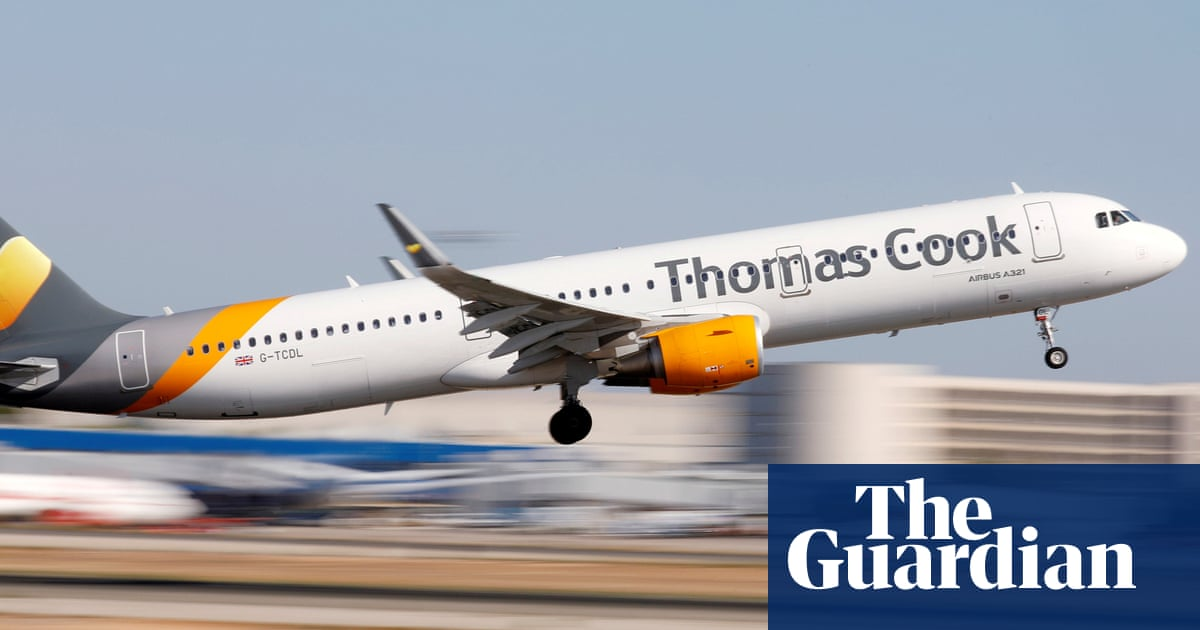 f749bd2d9 Thomas Cook rules out compensation for no-deal Brexit disruption | Business  | The Guardian
