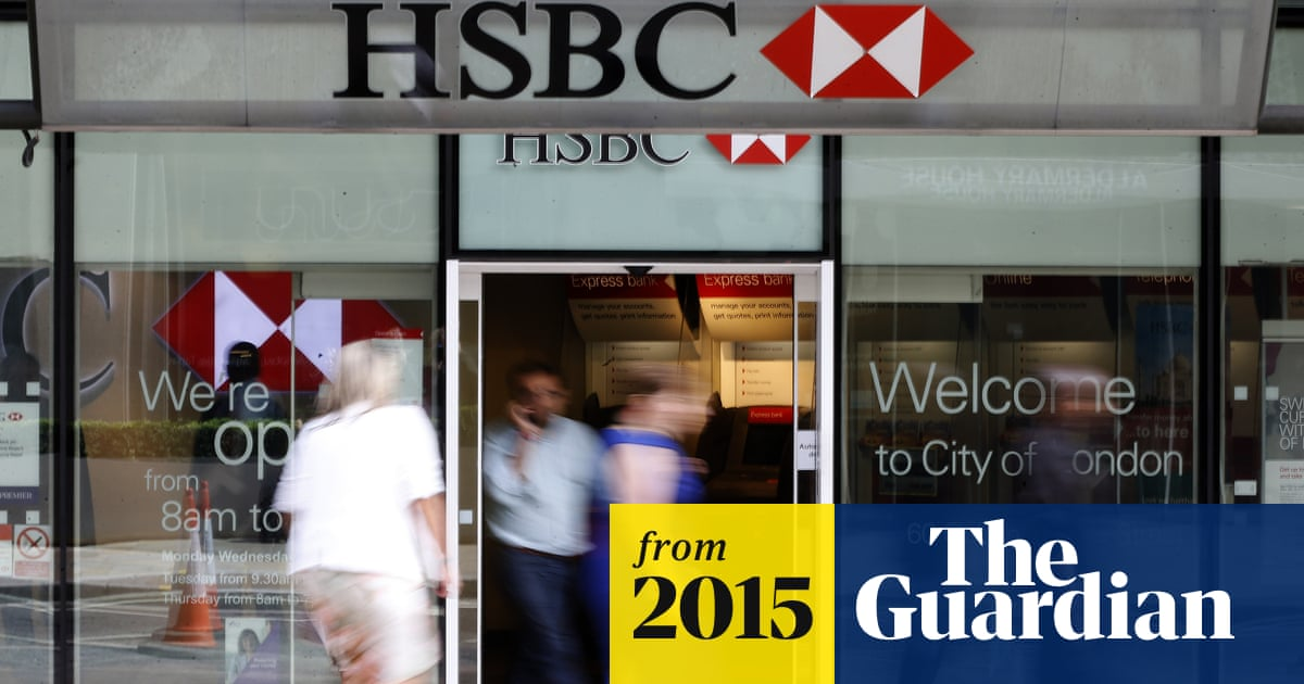 HSBC could delay decision on whether to stay in London