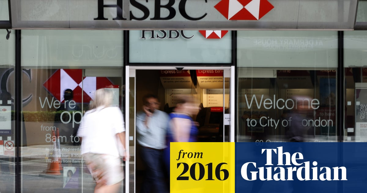 HSBC customers vent fury over online banking disruption