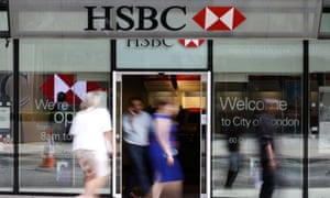 HSBC customers vent fury over online banking disruption | Money